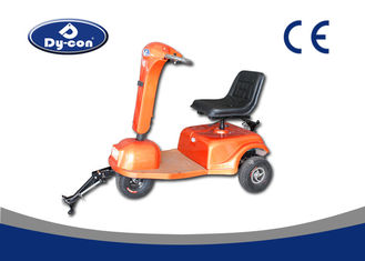 Three Wheel Electric Tricycle Dustcart Scooter For Adult Energy Conservation